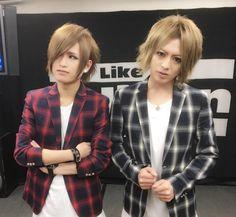 Shoya and Tatsuya - Diaura