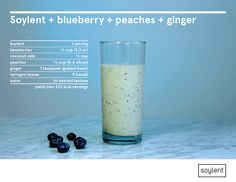Directions: Add all ingredients to blender and blend until smooth, about 1 minute. Add more milk or water for desired consistency. If using fresh (instead of frozen) peaches, add 3-4 ice cubes.