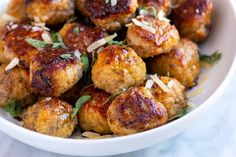 All You Need Is, How To Cook Meatballs, Italian Meatballs, Turkey Meatballs, Meatball Recipes, Beef Recipes, Meatball Bake, Thing 1, Fresh Herbs