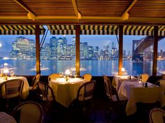 The World's Most Spectacular Waterfront Restaurants - Photos