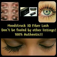 Look at those lashes!  Don't spend hundreds to get this look.  Our 3D fiber lash mascara is a safer,  less expensive way to get amazing lashes and it's so easy to apply.  Trust me you won't be disappointed!   www.youniqueproducts.com/Kristen Tharrett
