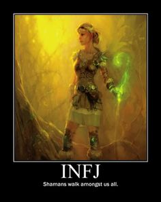 Photo Books of INFJ Personality Pictures...Hmmm, apparently that's my personality in that system.  Very rare for women.