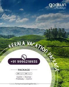Make memories of a lifetime! Explore the hidden treasures of Kerala!!  For Booking: Call / Whatsapp : +91 9995218935, +91 9895999412 Website : www.honeymoonpackagekerala.in | www.godwinholidays.com  #tour #trip #packages #travel #nature #keralatour #holidays #explore #Godwinholidays