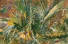 NGA - John Singer Sargent: Watercolors (page two)