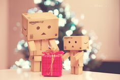 . xmas . {P52} #51, via Flickr. Danbo