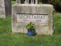 Bildergebnis für Secretariat At Claiborne Farm