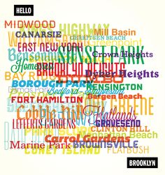 Hello Brooklyn Hello Brooklyn, Brooklyn Girl, Brooklyn New York, New York City, I Love Nyc, Love You, Words Worth, Greek Words, Yesterday And Today
