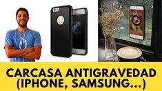 Carcasa antigravedad para iPhone, Samsung y Huawei