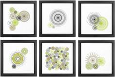 """Modern Wall Art"" by nanyabz on Polyvore"