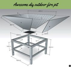 outdoor fire pit heat deflector view our options! outdoor fire pit heat deflector view our options! The post outdoor fire pit heat deflector view our options! appeared first on Outdoor Diy. Metal Fire Pit, Diy Fire Pit, Fire Pit Backyard, Metal Projects, Welding Projects, Fire Pit Heat Deflector, Fire Pit Plans, Fire Pit Gallery, Fire Pit Essentials