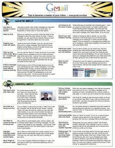 Gmail ninja: Productivity Tools (.pdf guide)