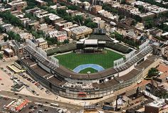 Chicago Cubs owner Tom Ricketts announced Thursday that his family has signed an agreement to develop a boutique Sheraton hotel across the street from Wrigley Field. Wrigley Field Chicago, Chicago Cubs, Chicago Illinois, Haunted America, Baseball Park, Chicago Baseball, Mlb Stadiums, Most Haunted Places, Scary Places