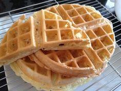 Coconut Waffles- Gluten & Diary Free