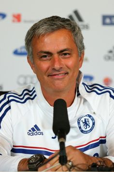 Jose Mourinho - Chelsea FC Press Conference