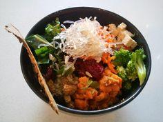 My favourite vegan restaurant in Toronto - Hibiscus Cafe