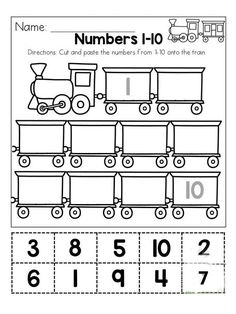 Before and After Number Worksheets – Kids Learning Activity Number Worksheets Kindergarten, 2nd Grade Worksheets, Printable Preschool Worksheets, Preschool Learning Activities, Preschool Math, Worksheets For Kids, Free Printable Numbers, Tracing Worksheets, Printable Coloring