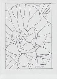 Resultado de imagen para monet water lilies stained glass