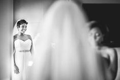 In her room.  www.adrianbonetphotography.net  #wedding #cancun #mexico #getting #ready #bride #blackandwhite #fotografia #boda #preparativos #novia