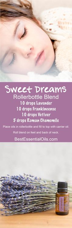 doTERRA Sleep Blend Sweet Dreams
