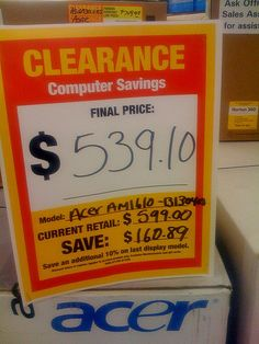 Math Fail by jpostman, via Flickr