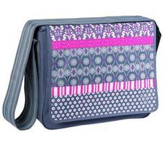 Lassig Messenger Bag Multimix Ash Ash hellobaby.com.tr