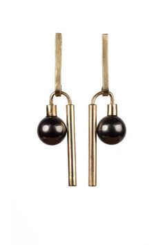 Quarry Adelaide Earrings, $188, available at Quarry.