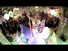 Meadham Kirchhoff celebrate the Diamond Jubilee in their own unique way