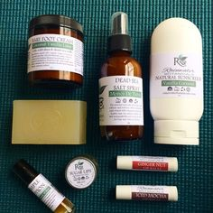 The Best Natural Skincare Products for Summer! - storybookapothecary.com