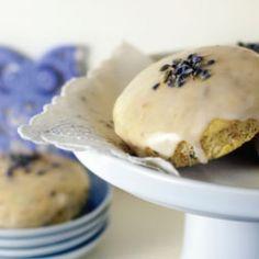 Lavender Tea Cakes