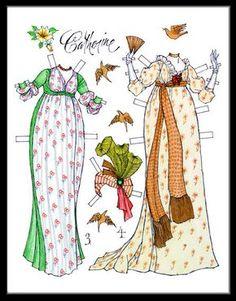 Catherine's clothes Hendricks