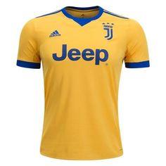 adidas Juventus Away Jersey 17 18 (Yellow Blue). Soccer ShopSoccer KitsFootball  KitsFootball JerseysCheap ... 8c611d0b0