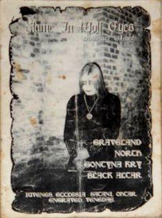 Black Metal Zine - Graveland, North, Gontyna Kry, Black Altar