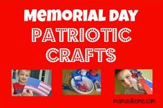 Mamas Like Me: Patriotic Fun & the Weekly Kids Co-Op Fun Crafts For Kids, Summer Crafts, Kid Crafts, Obscure Holidays, Patriotic Crafts, Holidays With Kids, Coloring For Kids, Summer Activities, Fourth Of July