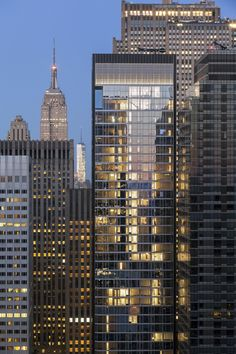 BACCARAT HOTEL AND RESIDENCES by Skidmore, Owings and Merrill LLP