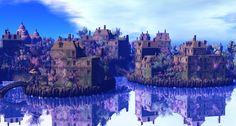 Minecraft Architecture, Secret Places, Dawn, The Past, Old Things, Explore, Photos, Pictures, Exploring