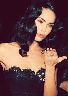 Megan Fox - Gorgeous Glam
