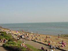 Chalkwell beach, Essex