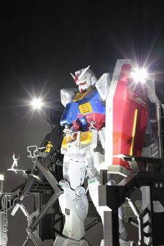 GUNDAM GUY: MG 1/100 RX-78-2 Gundam Ver. O.Y.W. 'Amuro!' - Diorama Build :: งานเจ๋งมาก