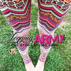 Going on a day trip? These leggings will be perfect for your travel miles! Day Tripper is a fun and fashionable legging pattern found on our website!