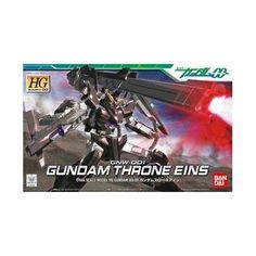 GUNDAM THRONE EINS.Price:509.23 THB. Model series:HG. Scale:1/144