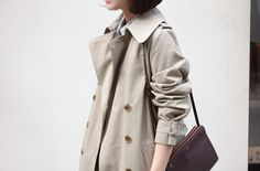#beauty #style #fashion #woman #clothes #outfit #wearable #casual #look #winter #fall #autumn #basics #beige #coat #classic