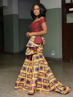 african fashion ankara Latest ankara long gown styles 25 most fashionable Ankara long gown styles you should try. Best African Dresses, African Fashion Ankara, African Traditional Dresses, Latest African Fashion Dresses, African Inspired Fashion, African Print Dresses, African Print Fashion, African Attire, African Clothes