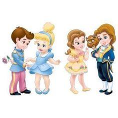 Disney Princes & Princesses