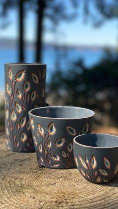 Ceramic Art, Ceramic Pottery, Pottery Art, Diy Crafts Hacks, Fun Crafts, Arts And Crafts, Diys, Biscuit, Clay Crafts