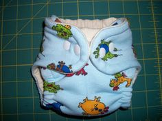 Simple Diaper-Sewing Tutorials: Fitted diaper pattern templates