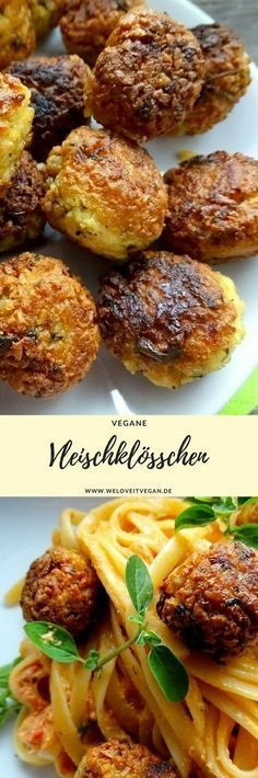 Vegane Vleischklößchen