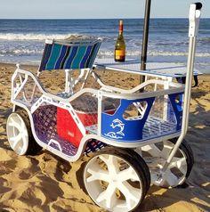 Beach Wagon with Table.jpg This the Yeti of beach wagons!