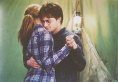 My favorite part of Harry Potter and the Deathly Hallows Pt. 1! Anyone know the song they're dancing to?!