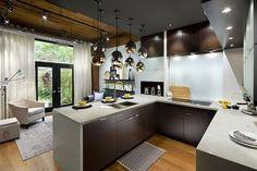 17 Ultra Modern Kitchen Designs - Page 2 of 2 - Zee Designs
