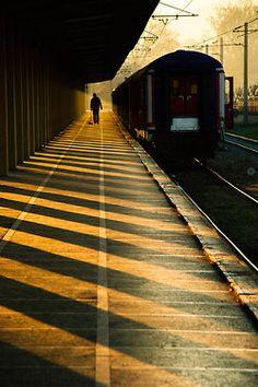 Train Station by ~FCGalatasaray